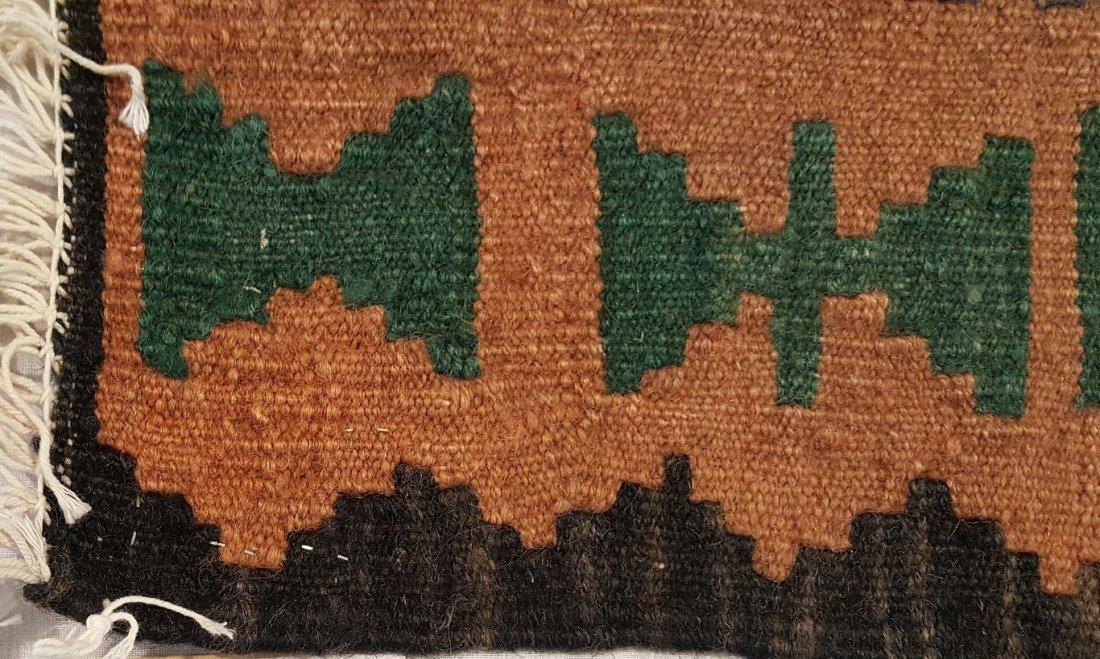 Shiraz Kilim rug - 6