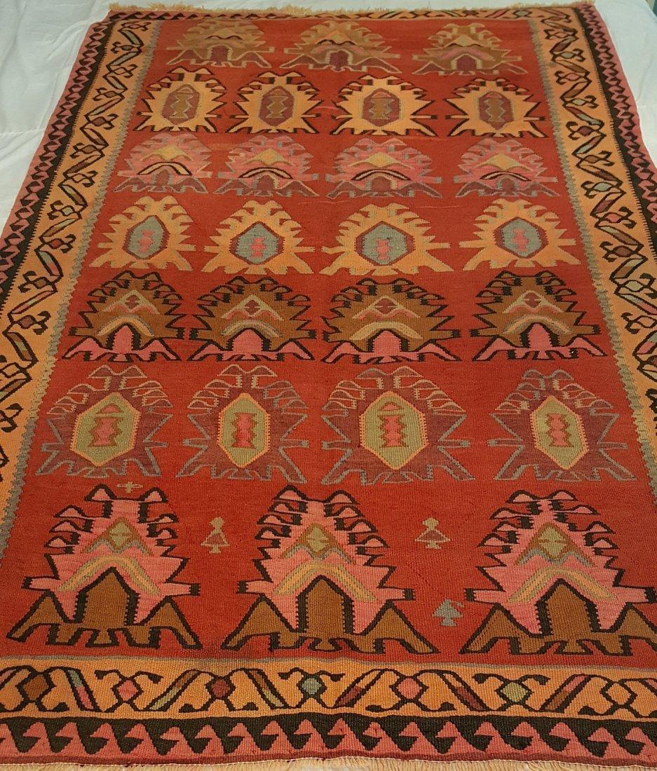 Qashqai Kilim rug - 6