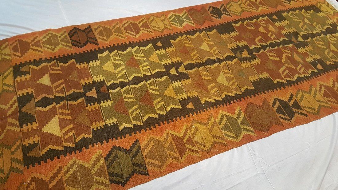Ardabil kilim rug - 3