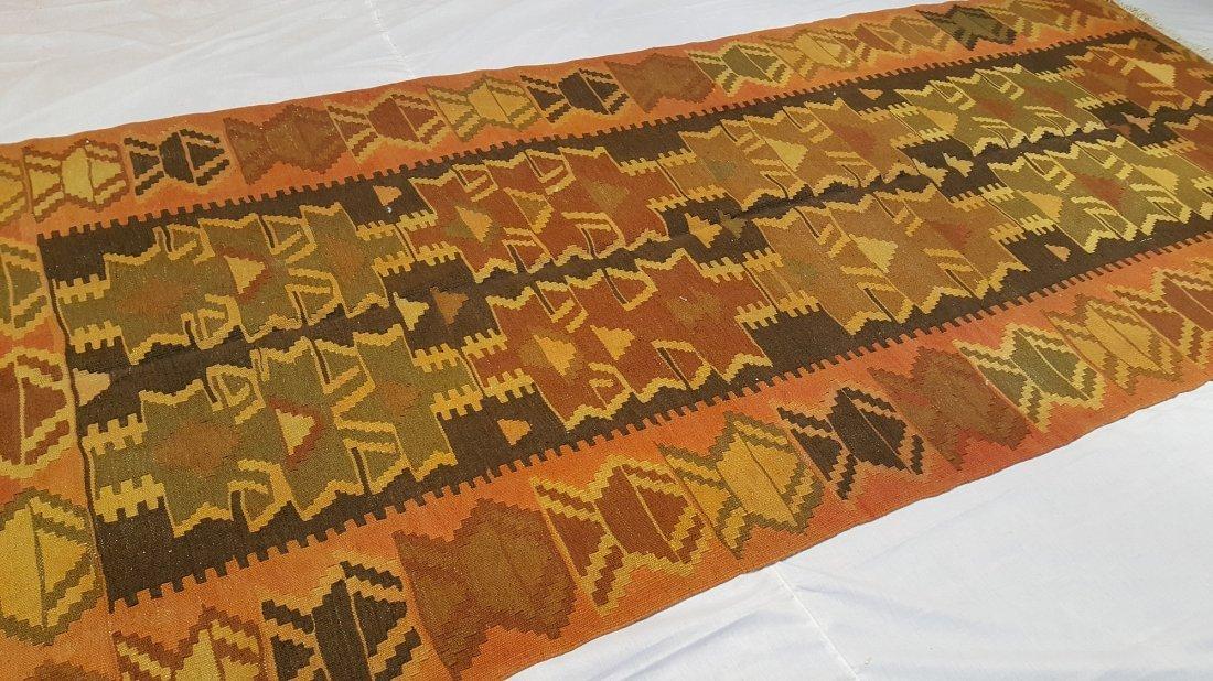 Ardabil kilim rug - 5