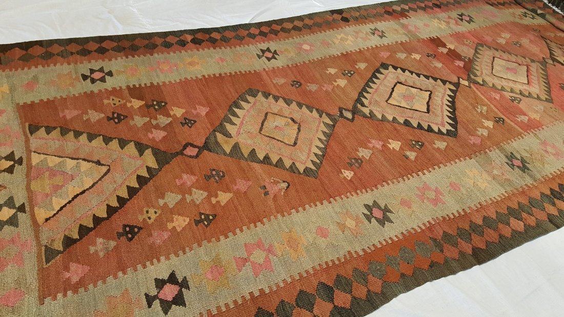 Persian Qashqai kilim rug - 6