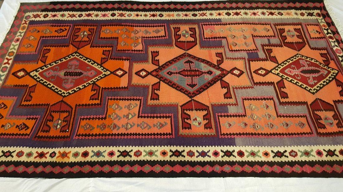 Persian Kurdistan Kilim rug