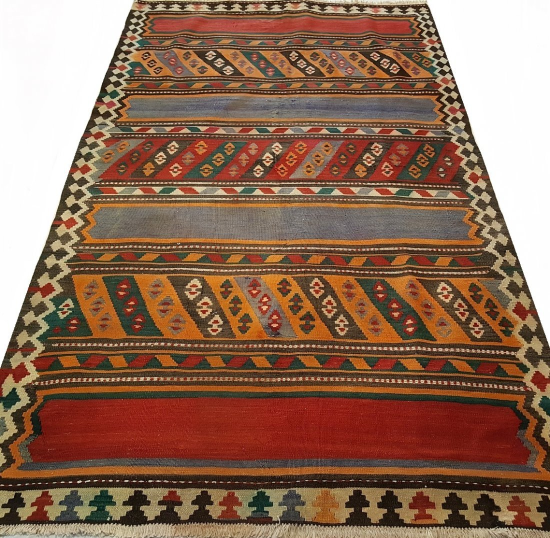 Persian Ardabil Kilim rug