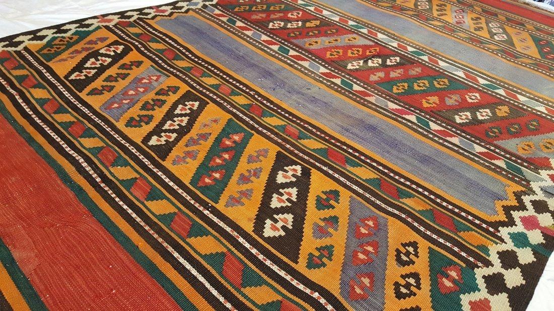 Persian Ardabil Kilim rug - 4