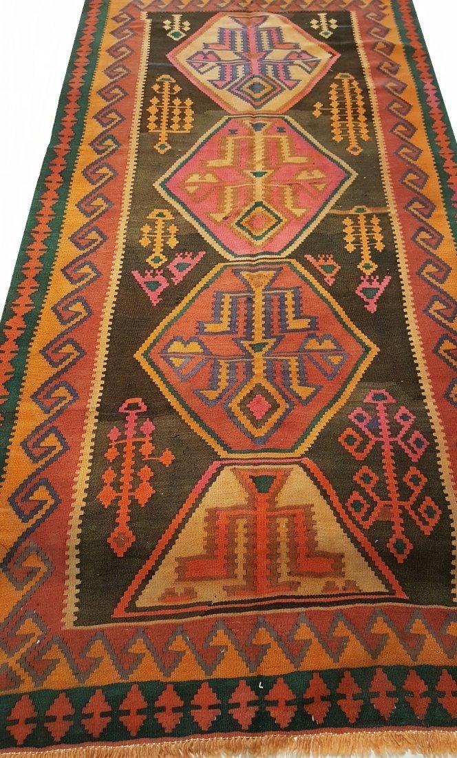 Persian Meshkin  Kilim rug