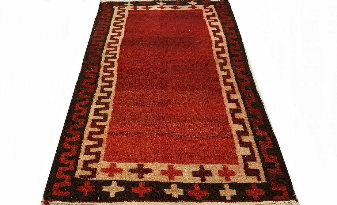 Persian Shiraz  Kilim rug
