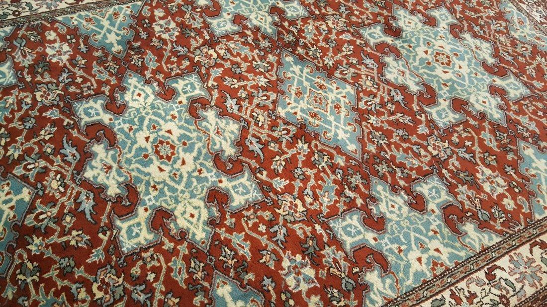 Persian Arak Farahan rug - 4