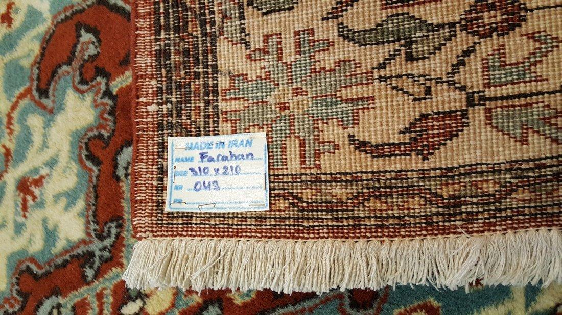 Persian Arak Farahan rug - 5