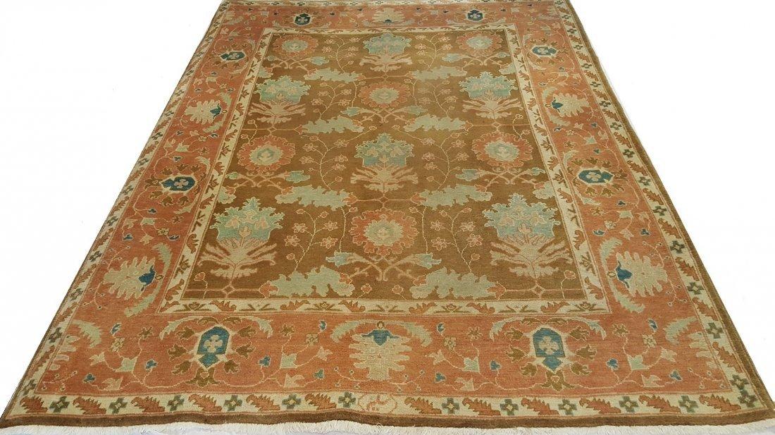 Persian Tabriz Ziegler rug