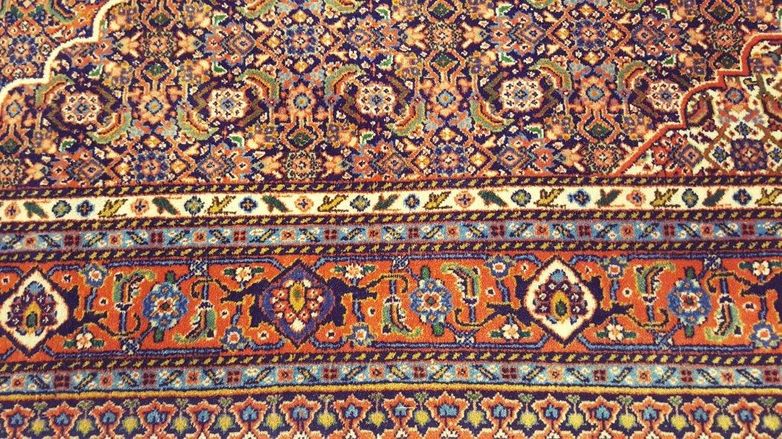 Fine Tabriz Rug Carpet - 3