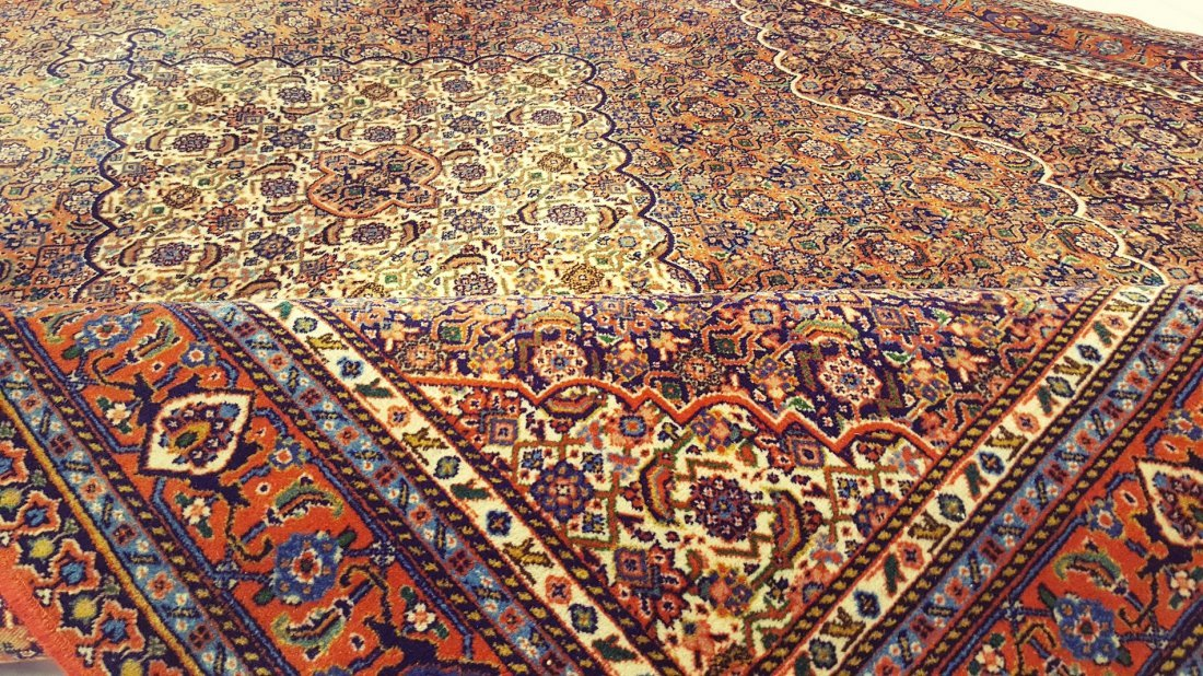 Fine Tabriz Rug Carpet - 8