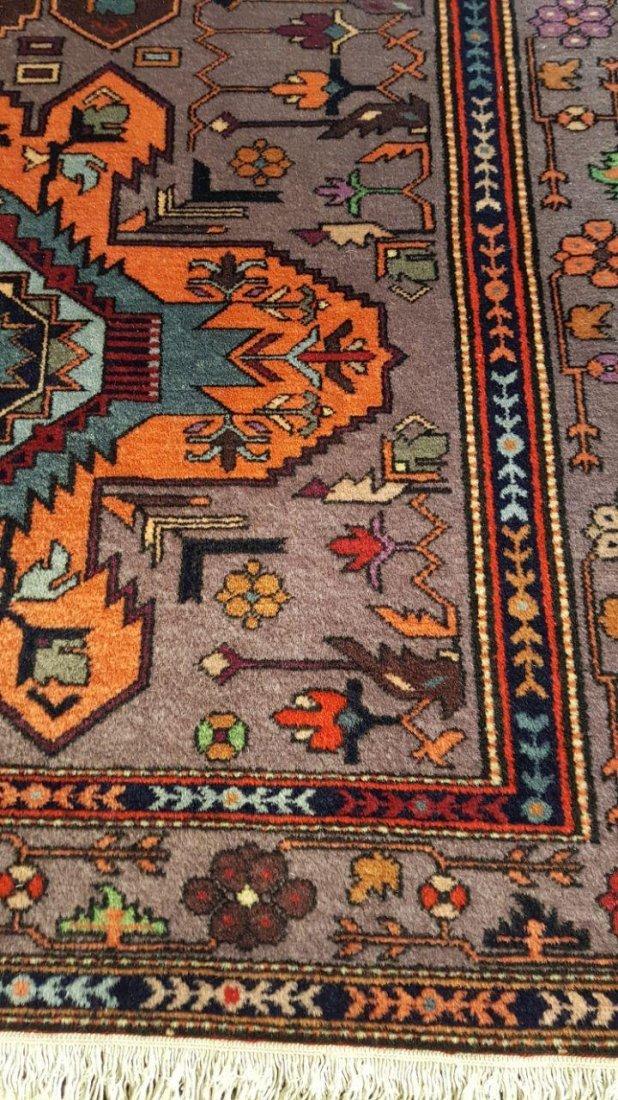 Fine Persian Zanjan Rug - 4