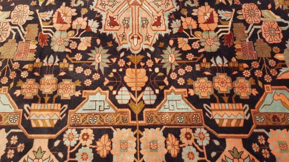 Fine Persian Tabriz Rug Carpet - 2