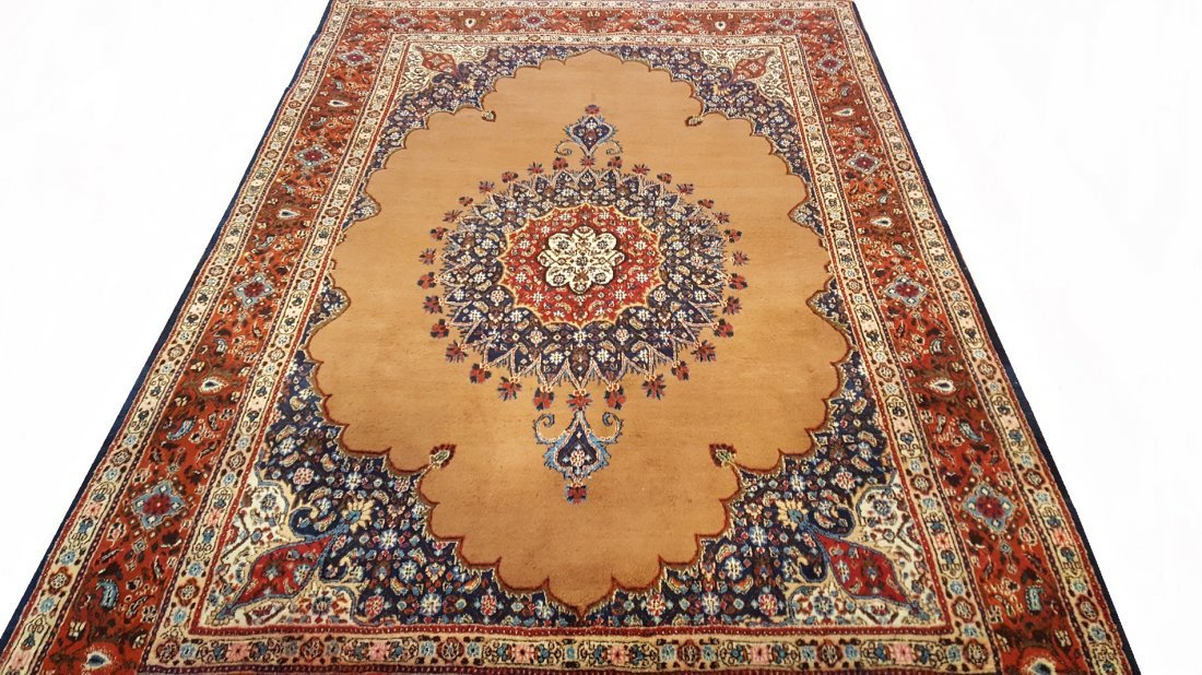 Fine Persian Moud Rug
