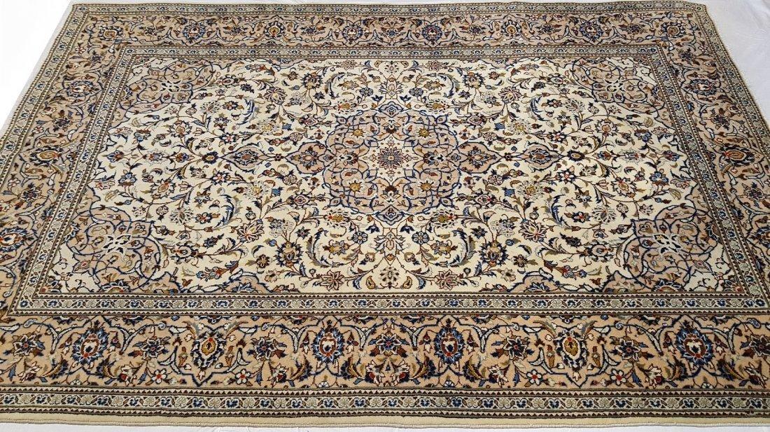 Fine Persian KASHAN Rug Carpet