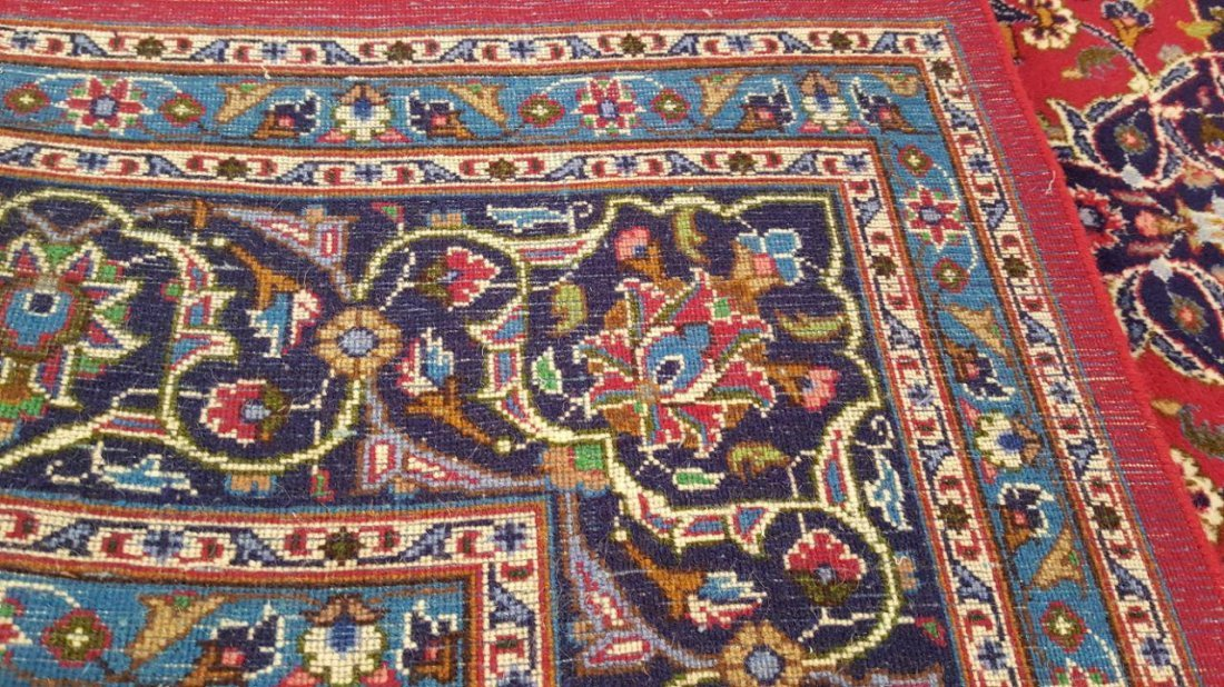 Persian KASHMAR Rug Carpet - 6