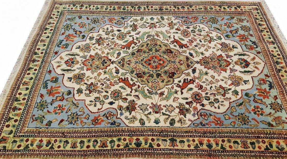 Persian SAROUK Rug Carpet - 2