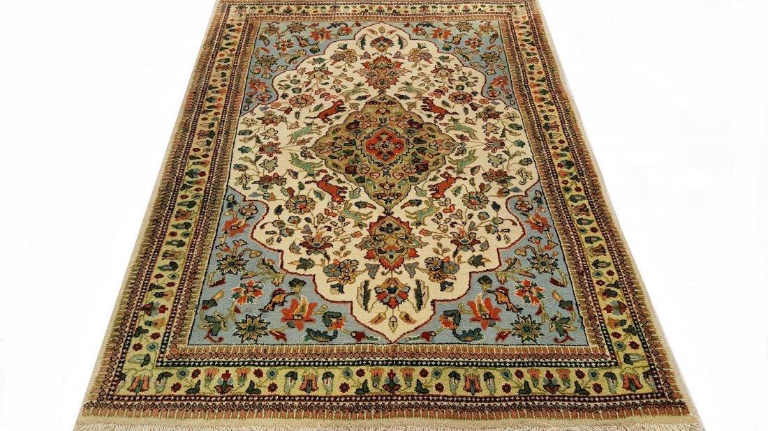 Persian SAROUK Rug Carpet - 3