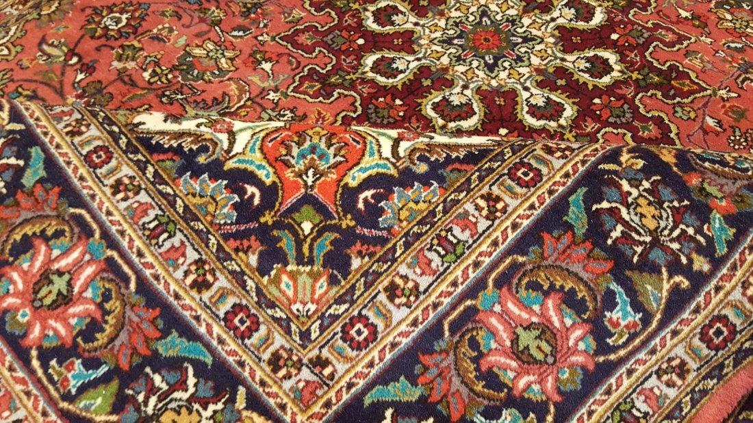 Persian TABRIZ Rug Carpet - 4