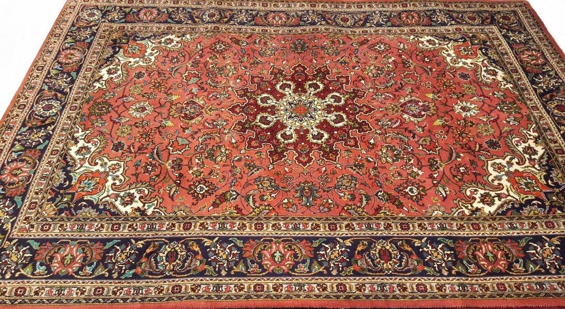 Persian TABRIZ Rug Carpet - 6