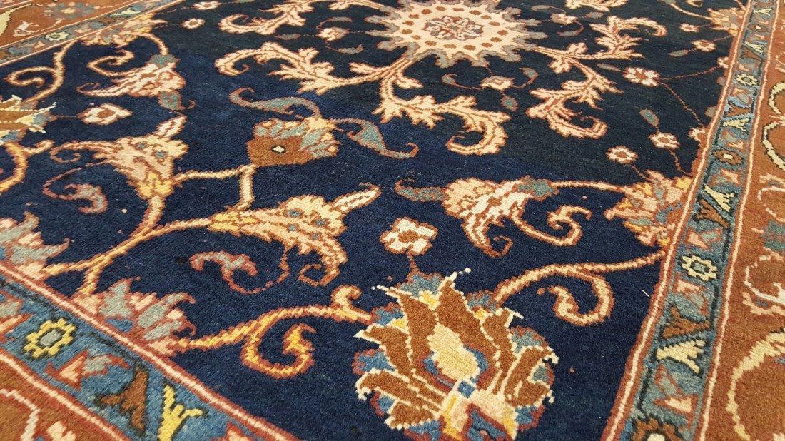 Persian TABRIZ Rug Carpet - 5