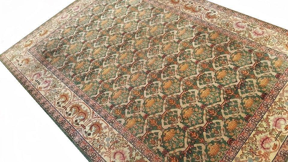 Vintage Arad Romania Rug Carpet - 3