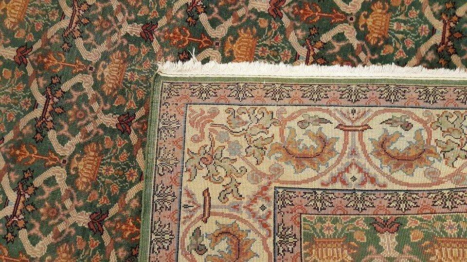 Vintage Arad Romania Rug Carpet - 4
