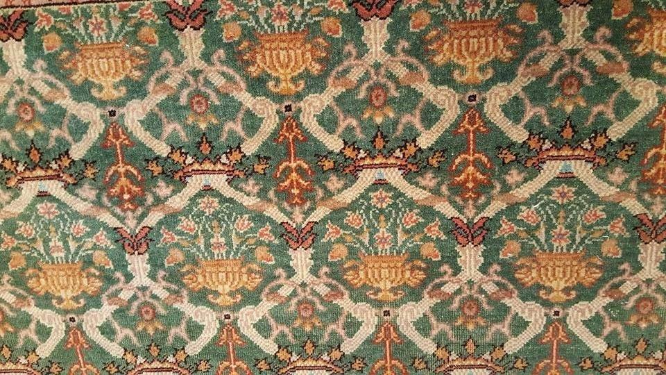 Vintage Arad Romania Rug Carpet - 5