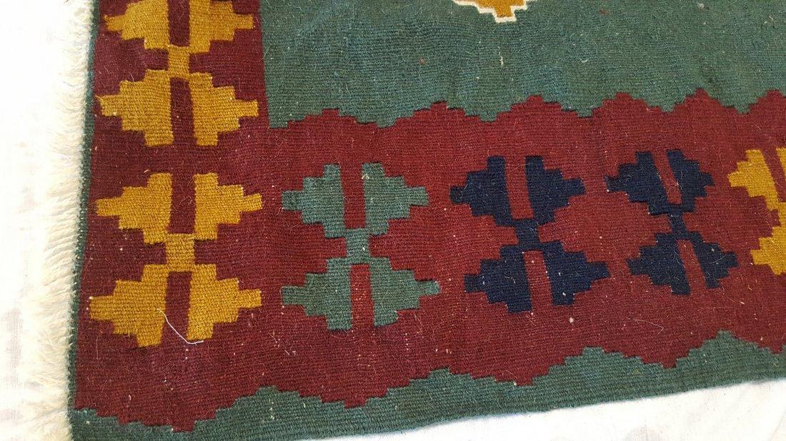 Turkish Kilim Rug Carpet - 4