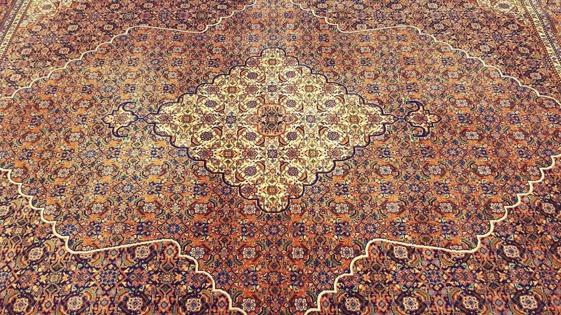 Fine TABRIZ Rug Carpet (45 Raj) - 2