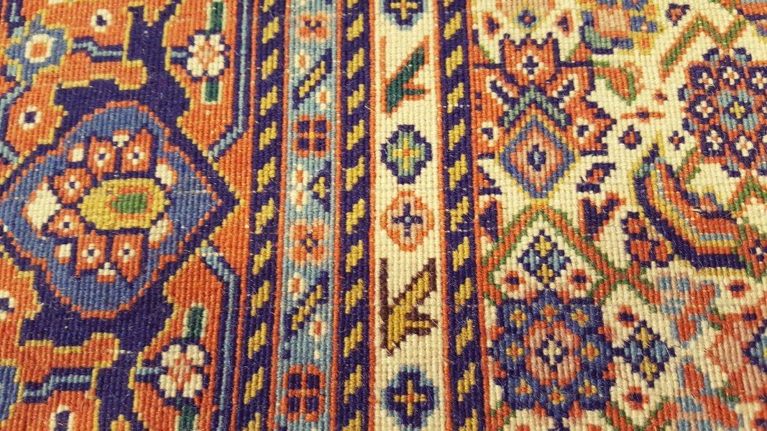 Fine TABRIZ Rug Carpet (45 Raj) - 7