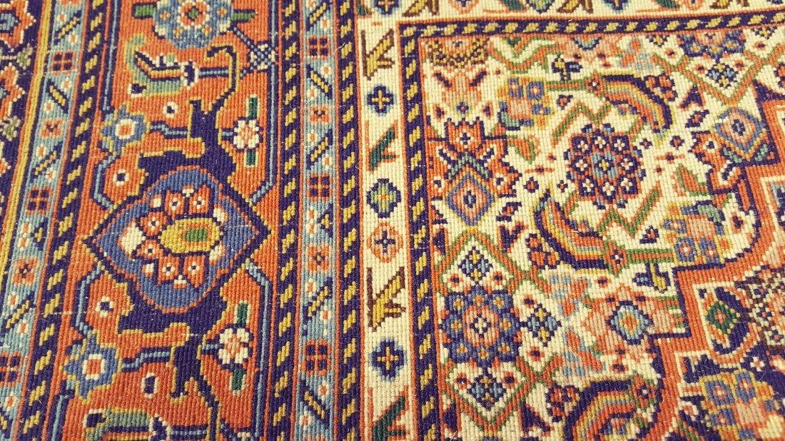 Fine TABRIZ Rug Carpet (45 Raj) - 8