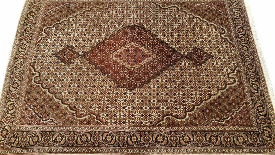 Fine TABRIZ Rug Carpet (40 Raj)