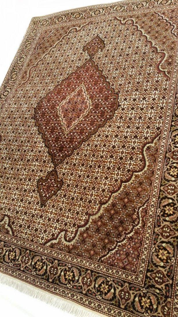 Fine TABRIZ Rug Carpet (40 Raj) - 3