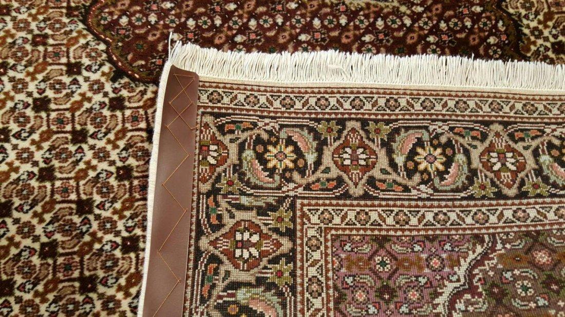 Fine TABRIZ Rug Carpet (40 Raj) - 5