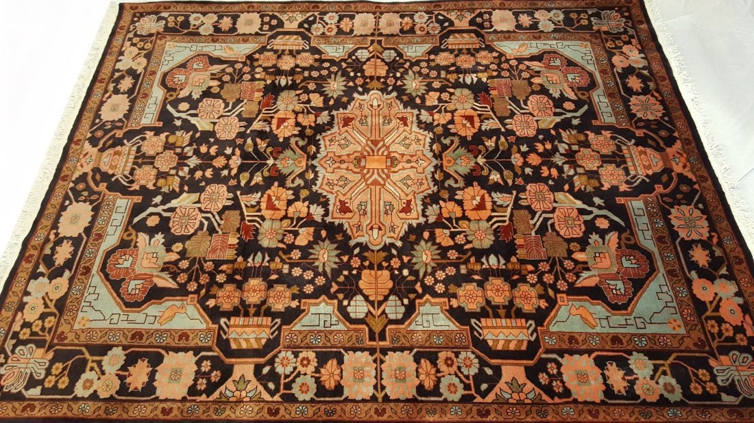 Fine Persian TABRIZ Rug Carpet