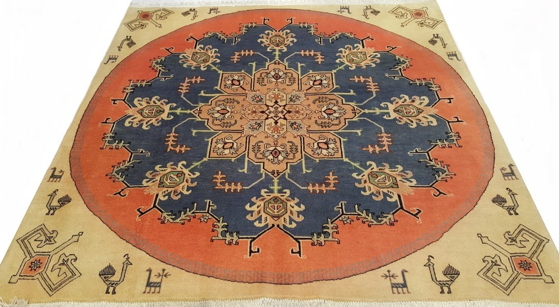 Fine Persian Ardabil Rug Carpet