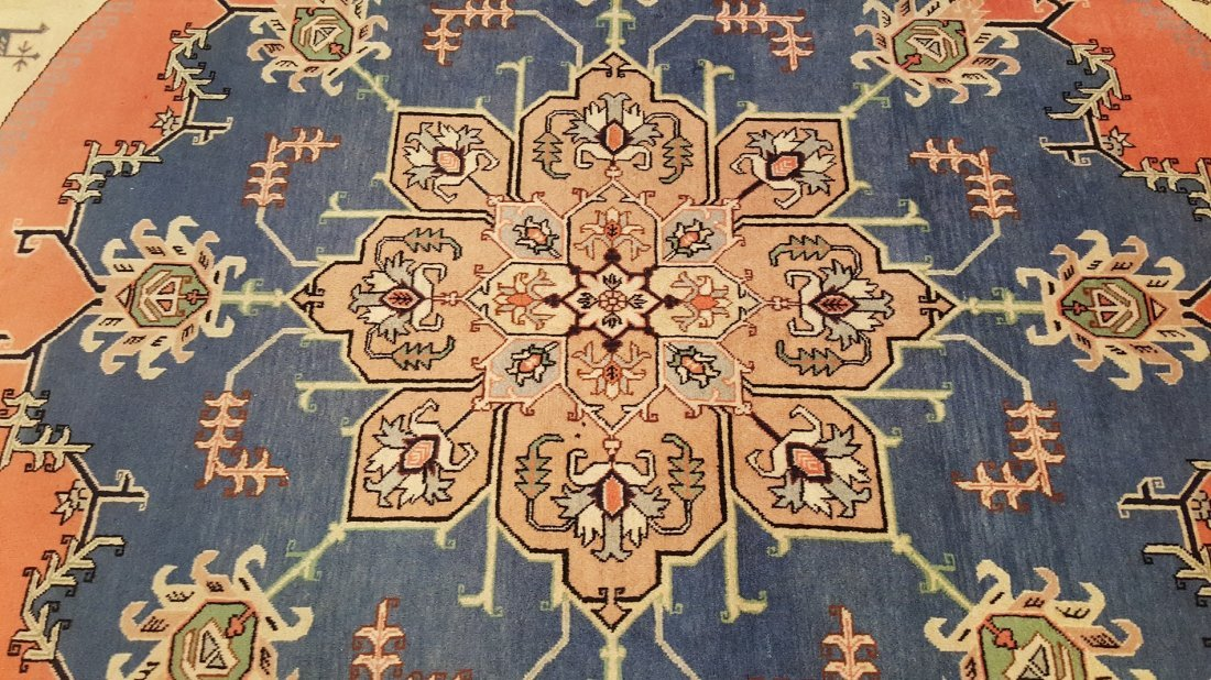 Fine Persian Ardabil Rug Carpet - 3