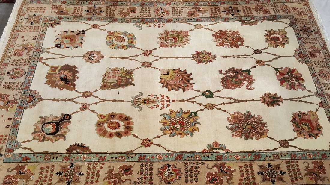Fine Persian TABRIZ Rug Carpet - 2