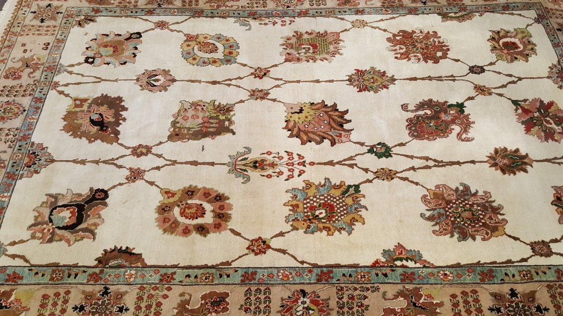 Fine Persian TABRIZ Rug Carpet - 3