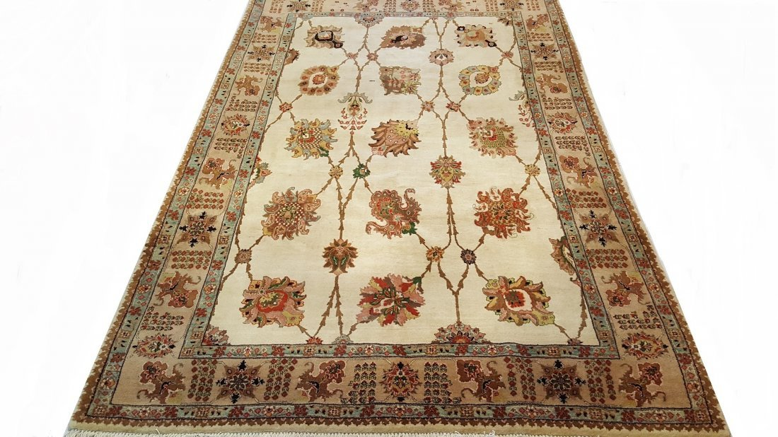 Fine Persian TABRIZ Rug Carpet - 8