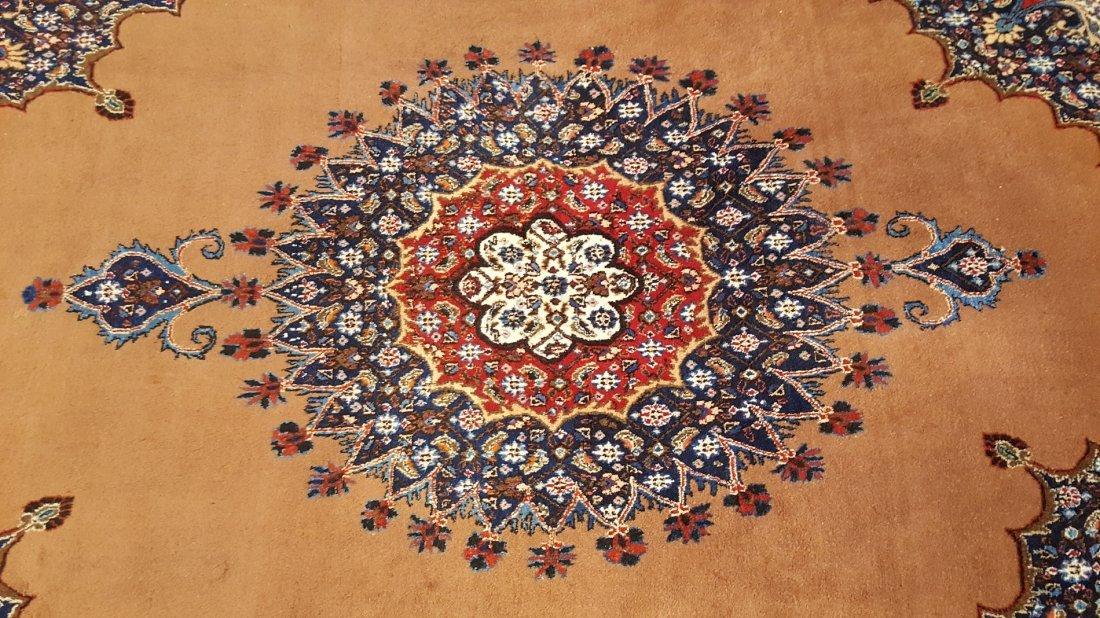 Fine Persian MOUD Rug Carpet - 2