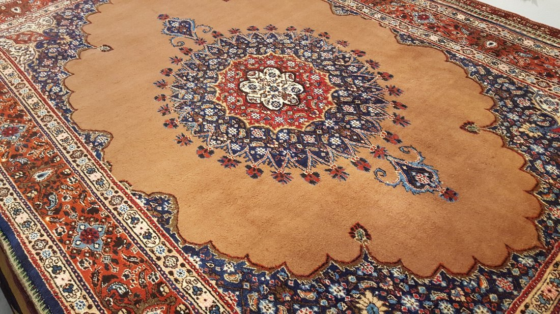 Fine Persian MOUD Rug Carpet - 3