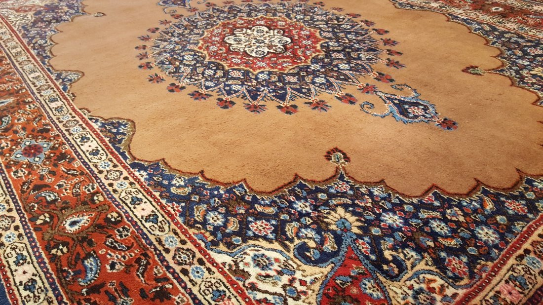Fine Persian MOUD Rug Carpet - 4