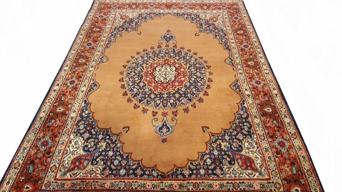 Fine Persian MOUD Rug Carpet - 5