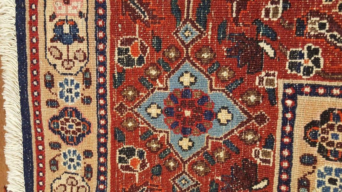 Fine Persian MOUD Rug Carpet - 6