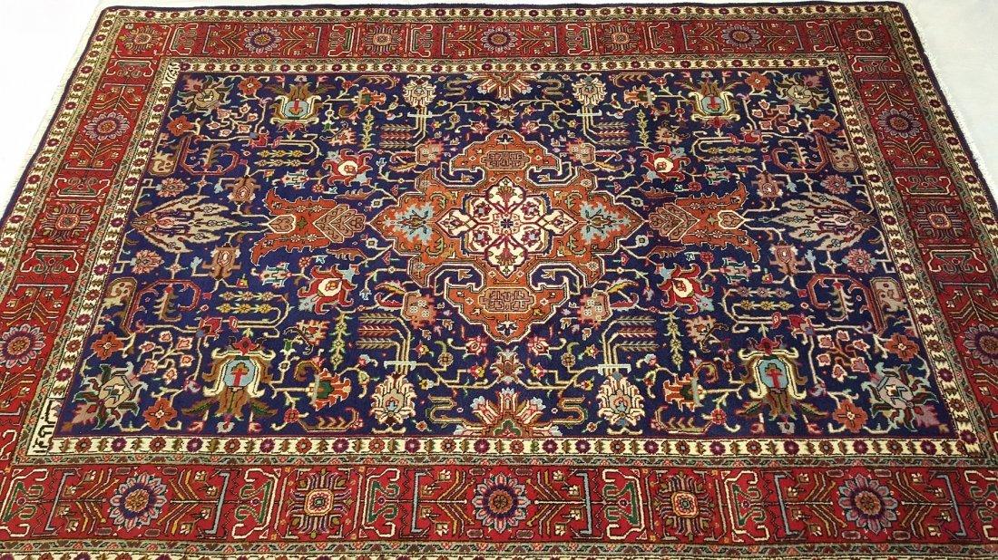 Fine Vintage Persian TABRIZ Rug Carpet