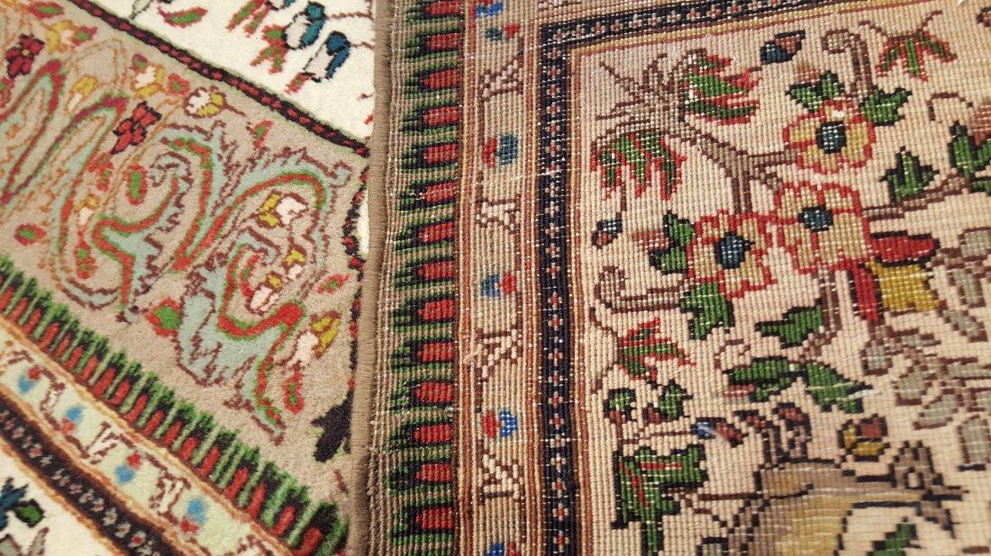 Fine Persian Sarouk Rug Carpet - 5