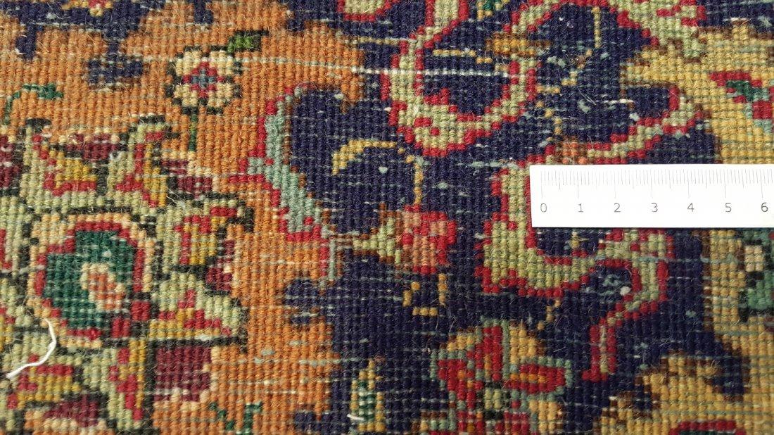 Fine Persian TABRIZ Rug Carpet - 9