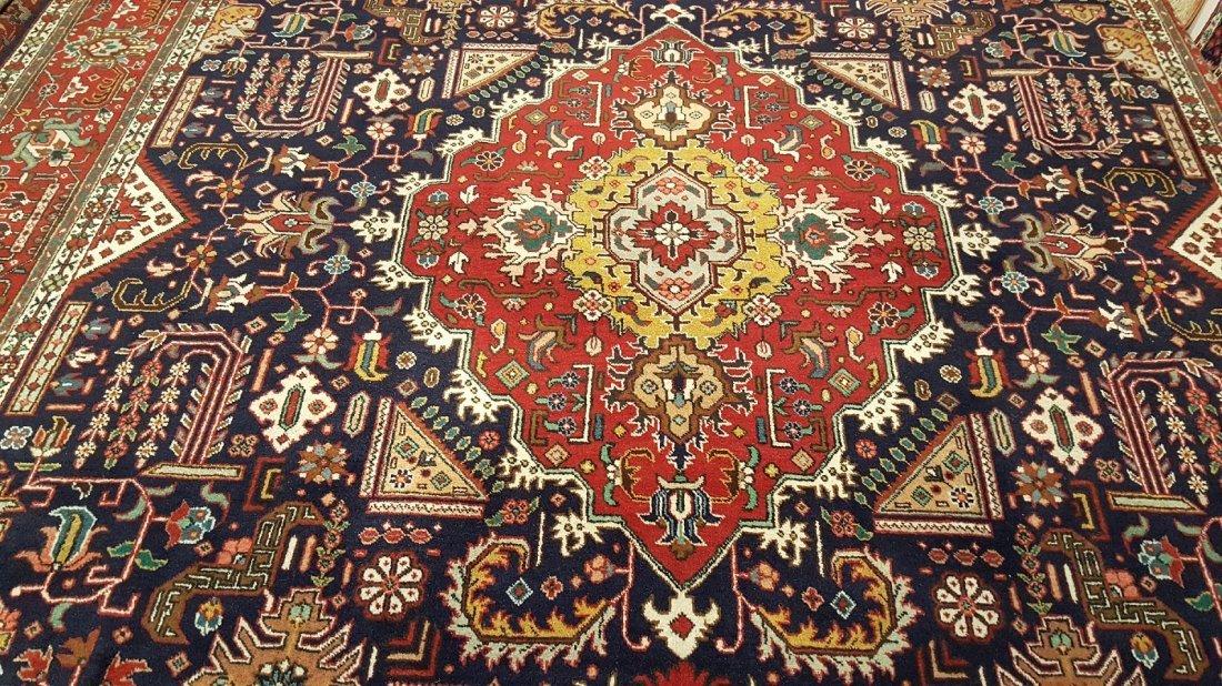 Persian Tabriz (joshgan) Rug carpet - 2